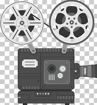 Movie Projector Film Movie Camera PNG