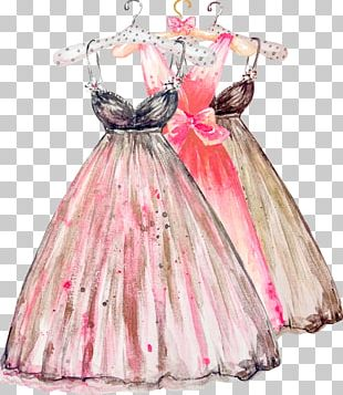 Wedding Dress Skirt Icon PNG