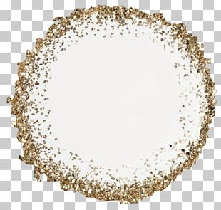 Glitter Circle Glass Transparency And Translucency PNG