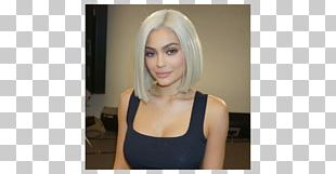 Kylie Jenner Human Hair Color Blond Keeping Up With The Kardashians PNG