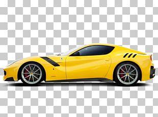 2017 Ferrari F12berlinetta Ferrari F12 Tdf Sports Car PNG