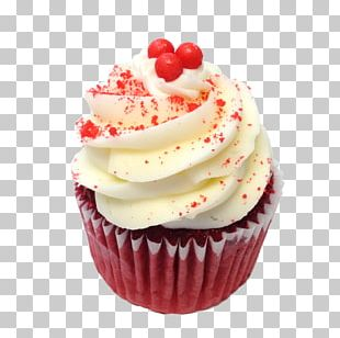 Cupcake Red Velvet Cake Frosting & Icing Cheesecake Chocolate Brownie PNG