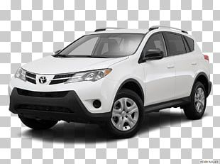 Used Car 2015 Toyota RAV4 XLE Sport Utility Vehicle PNG