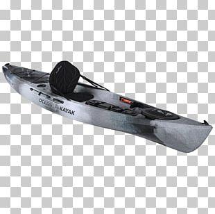 Ocean Kayak Tetra 10 Angling Fishing Old Town Canoe PNG