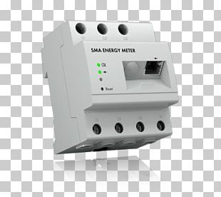 Electricity Meter SMA Solar Technology Energy Smart Meter PNG