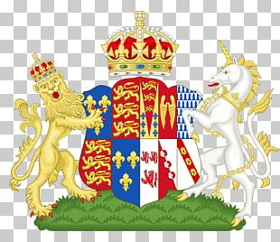 Royal Coat Of Arms Of The United Kingdom British Royal Family Crest PNG