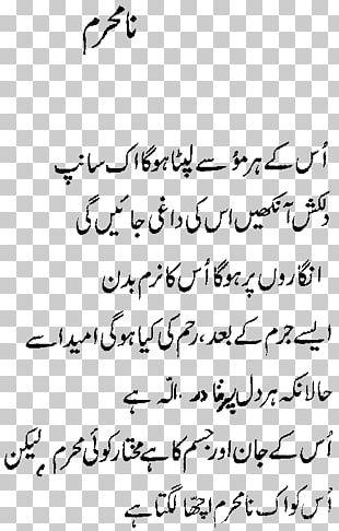 Urdu Poetry Eye PNG