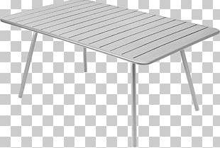 Table Garden Furniture Chair Fermob SA Matbord PNG