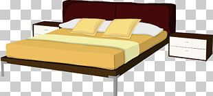 Bed Furniture Computer File PNG
