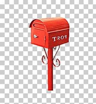 Letter Box Post Box Icon PNG