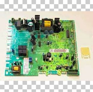 Microcontroller Printed Circuit Board Electronic Component Electronic Engineering Electrical Network PNG