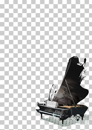 Piano Art Poster Music PNG