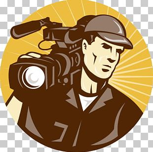 Camera Operator Film Crew PNG