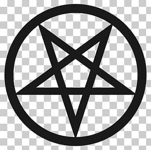 Pentagram Pentacle Satanism Symbol Baphomet PNG