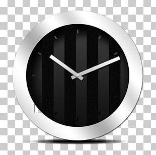 Alarm Clocks Flip Clock Computer Icons PNG