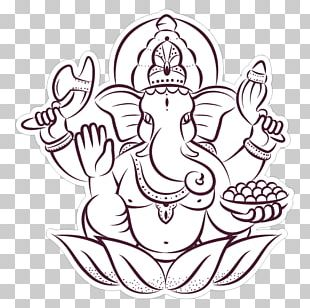 Ganesha Modak Durga Puja Ganesh Chaturthi PNG