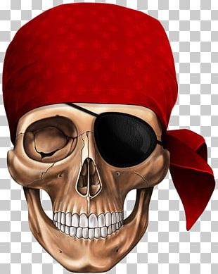 Human Skull Symbolism Piracy Drawing Skeleton PNG