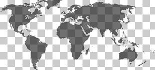 Kiribati Earth World Map PNG