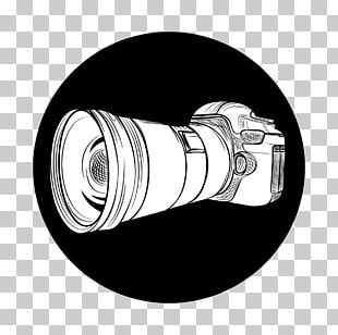Photography Black And White Logo Photographer PNG