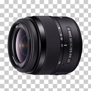 Sony α Sony E-mount Canon EF-S 18–55mm Lens Camera Lens Sony 18 PNG