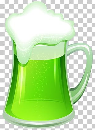 Beer Saint Patrick's Day Shamrock PNG