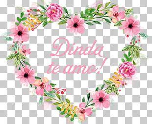 Floral Design Flower Heart PNG
