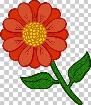 Line Art Drawing Flower PNG
