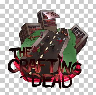 Minecraft Logo Death PNG