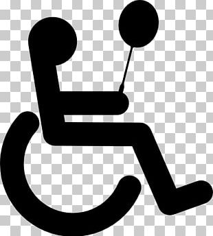 Wheelchair Disability International Symbol Of Access PNG