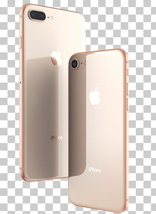 Apple IPhone 8 Plus Inductive Charging Zoom Lens Qi PNG