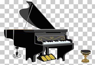 Grand Piano Musical Instruments Musical Keyboard PNG