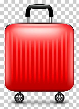 Suitcase Icon PNG