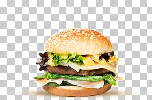Cheeseburger Hamburger Whopper McDonald's Big Mac Veggie Burger PNG