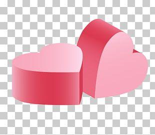 Heart Box Adobe Illustrator PNG