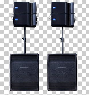 Line Array Loudspeaker Sound Microphone Computer Speakers PNG