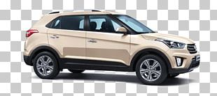 Hyundai Creta Mini Sport Utility Vehicle Car 2018 Hyundai Santa Fe PNG