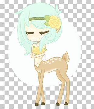Reindeer Horse Pony PNG