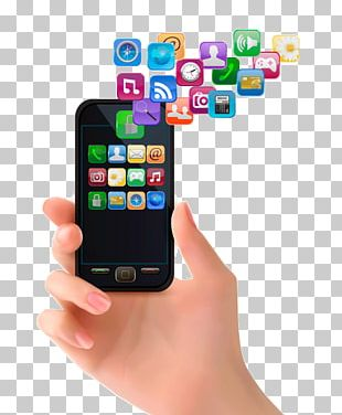 Smartphone Mobile App Application Software Icon PNG