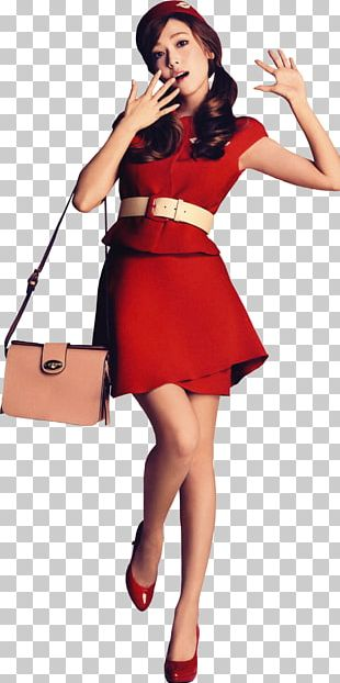 Fashion Model 1950s Costume Weapon PNG