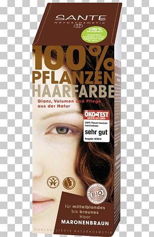 Hair Coloring Human Hair Color Chestnut Dye PNG