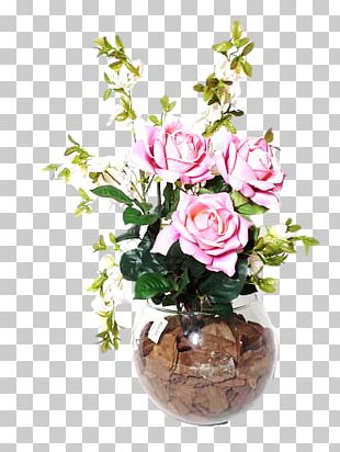 Garden Roses Centifolia Roses Floral Design Cut Flowers Flowerpot PNG