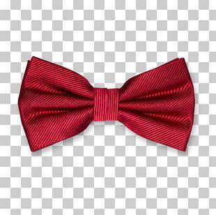 Bow Tie Necktie Shirt Necklace Satin PNG