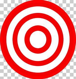 Target Corporation Bullseye Shooting Target PNG