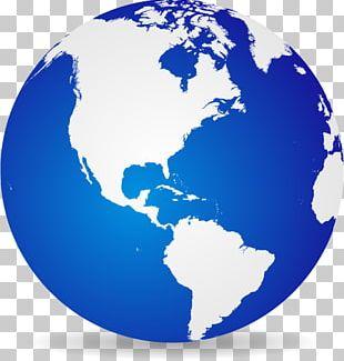 Globe World Earth PNG