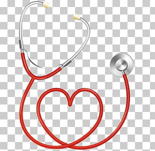 Stethoscope Heart Medicine Pulse PNG