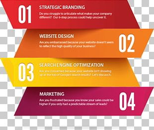 Web Banner Infographic PNG