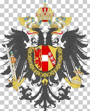 Austrian Empire Austria-Hungary Austro-Hungarian Compromise Of 1867 Coat Of Arms PNG