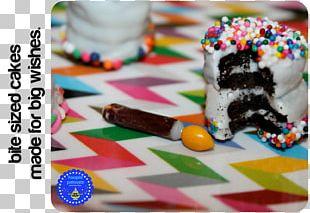 Birthday Cake Petit Four Cupcake Red Velvet Cake Dessert PNG