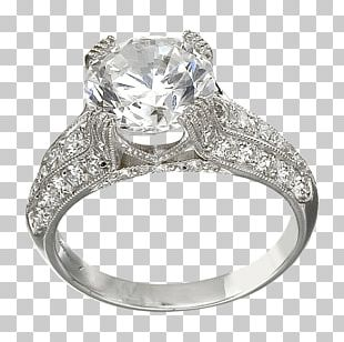 Engagement Ring Diamond Wedding Ring Turquoise PNG