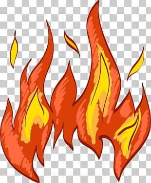 Flame Fire Combustion Drawing PNG